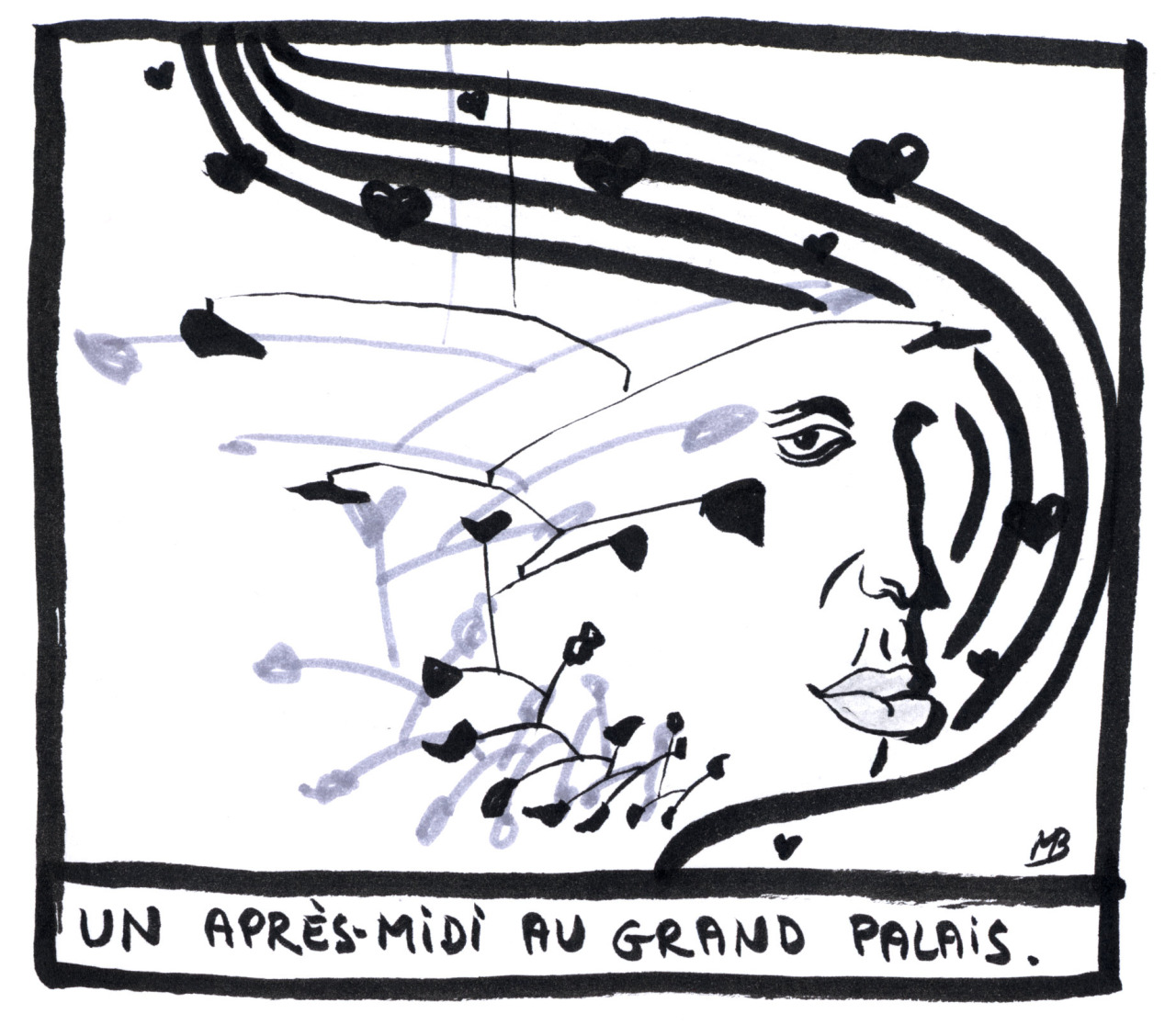 Grand Palais-Jean-Paul Gaultier