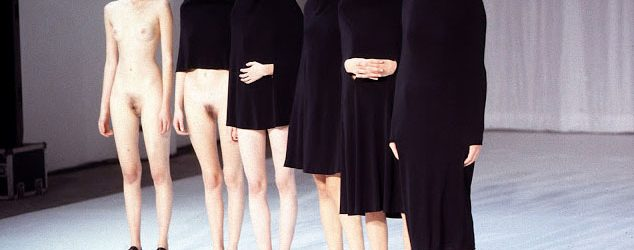 Hussein Chalayan - Collection Between S/S 1996