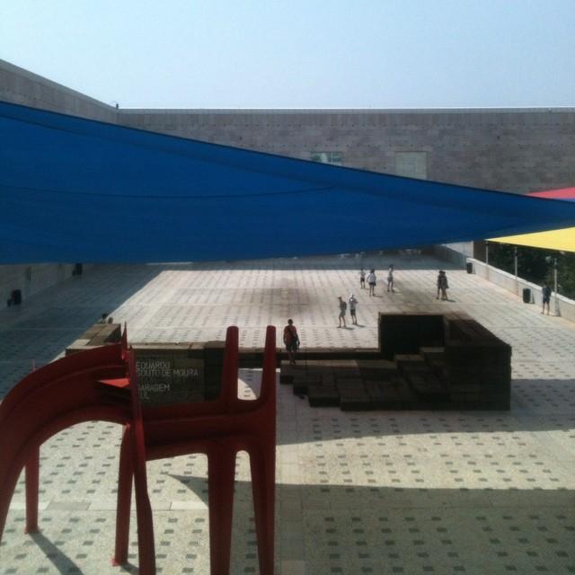 centro cultural de belem lisbonne