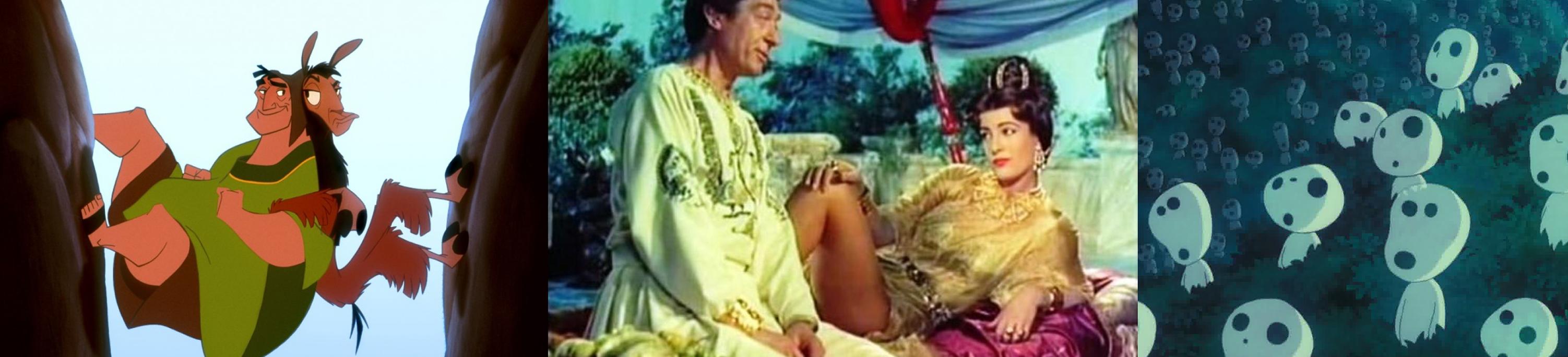 films spécialités ecole du louvre japon precolombien byzance
