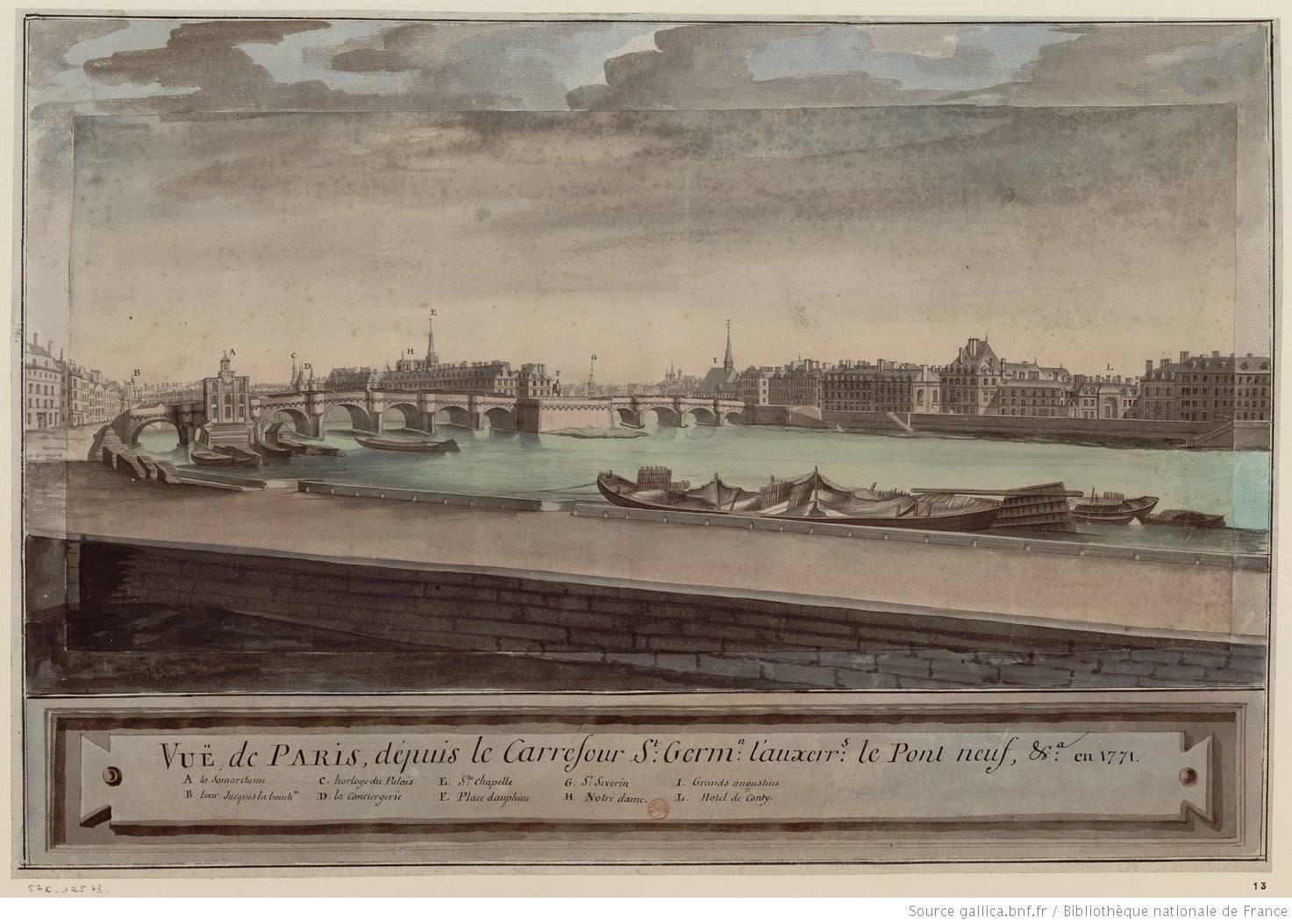 vue-de-paris-du-carrefour-saint-germain-auxerrois-le-pont-neuf
