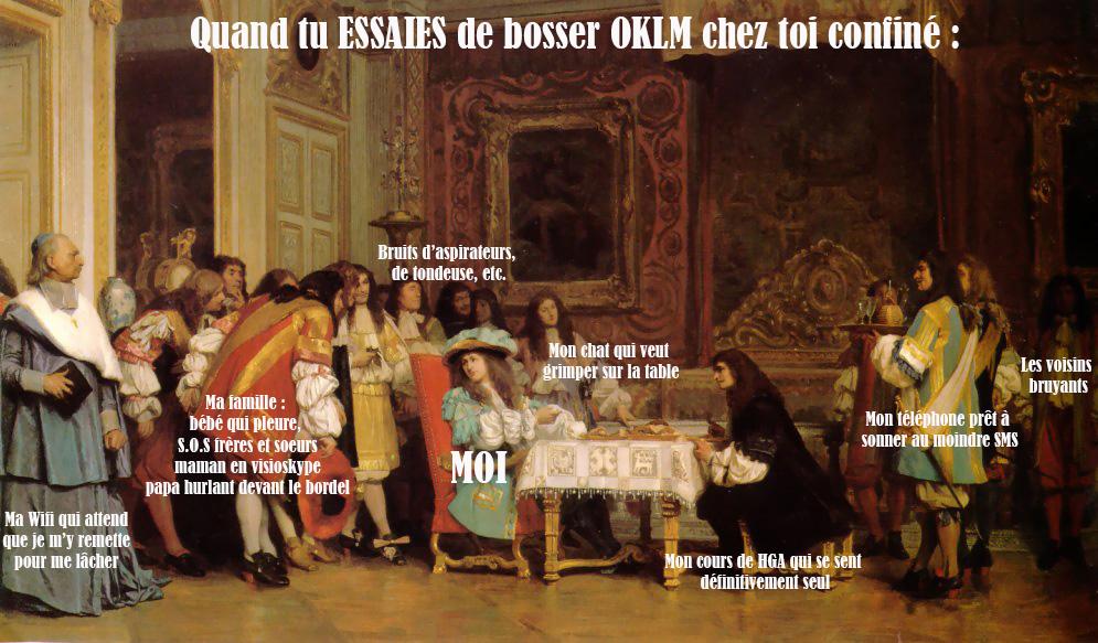 Création LB - Louis XIV