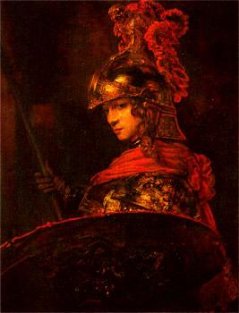 Alexandre le Grand, par Rembrandt, 1655 - Licence CC Creative Commons