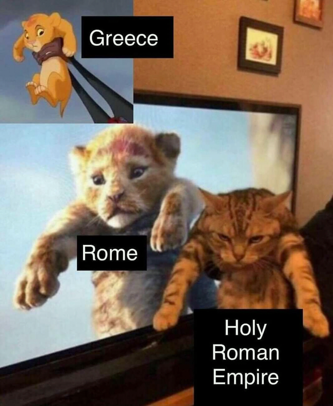 Classical Studies Memes for Hellenistic Teens