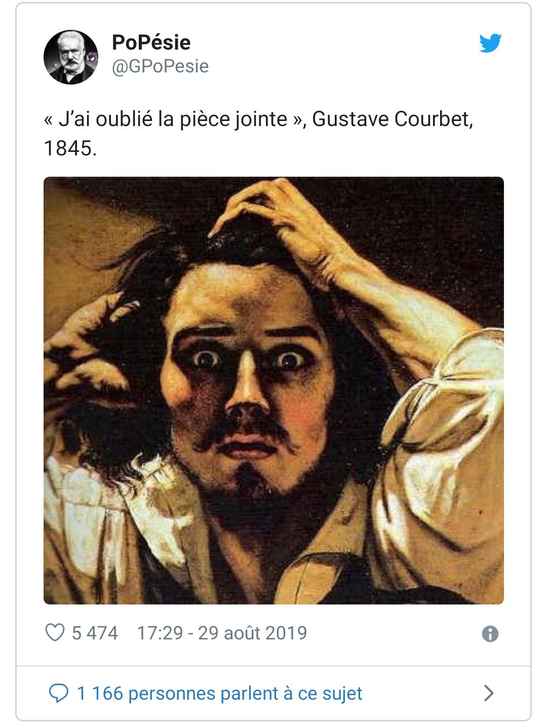 Compte Twitter de PoPoésie