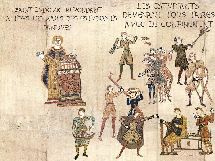 Création LB - Bayeux style 1