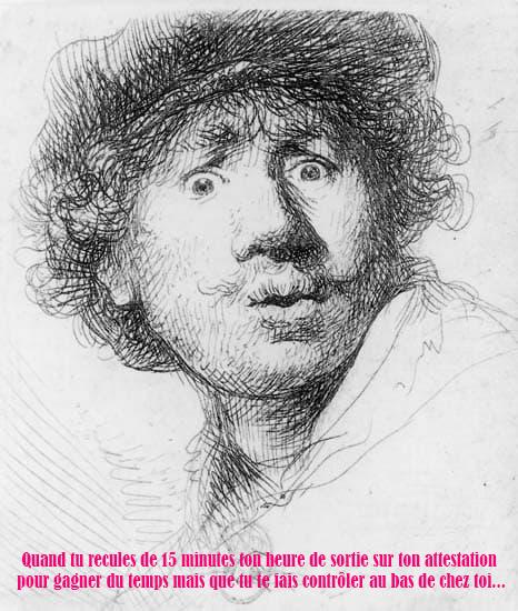 Création LB - Rembrandt
